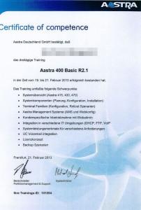 aastra-400-web